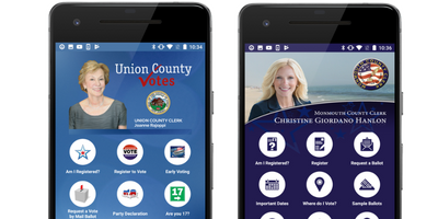 New Jersey Counties Use Apps For Political Engagement