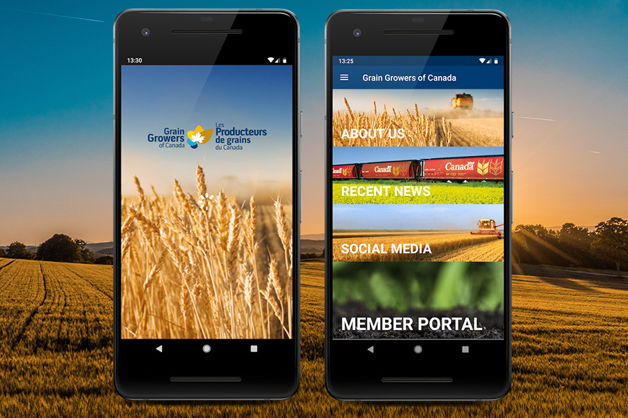 Grain Growers of Canada Launches Member Engagement App!