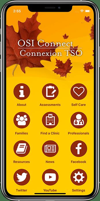Info Grove - OSI Connect Screenshot
